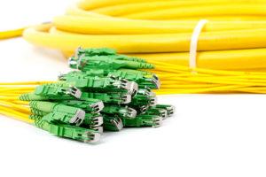 Connecteur SC/APC de fibres optiques