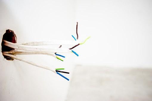 phot de fils électrique